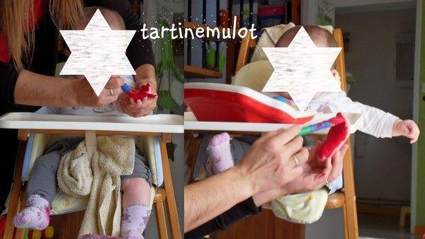 réalisation cadeau fête des mamies de Franchesca