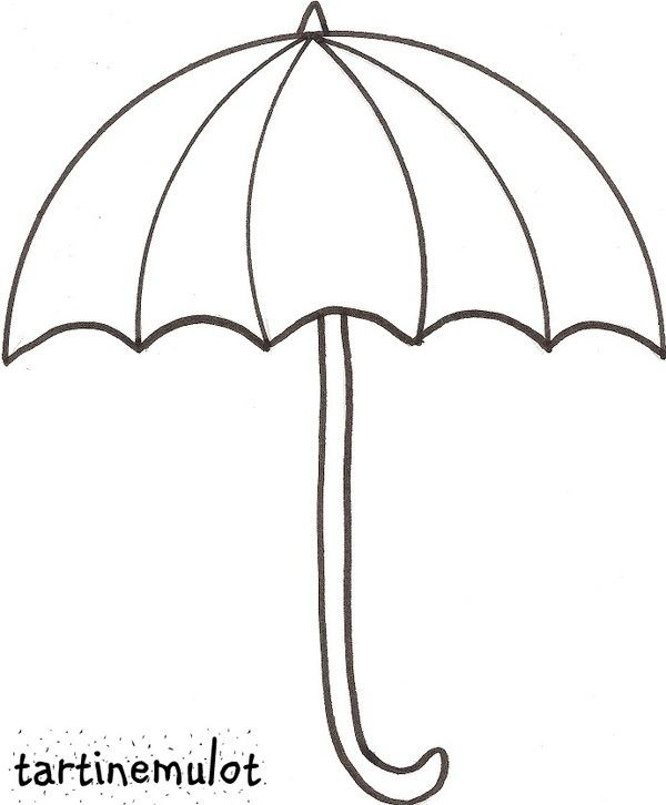 gabarit parapluie