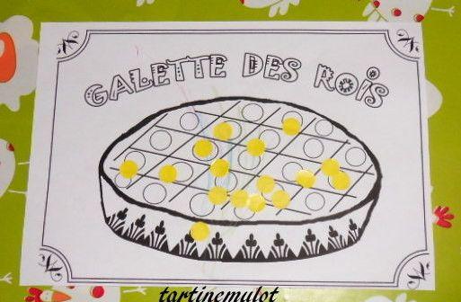 D Coration D 39 Une Galette Des Rois Par Tim O