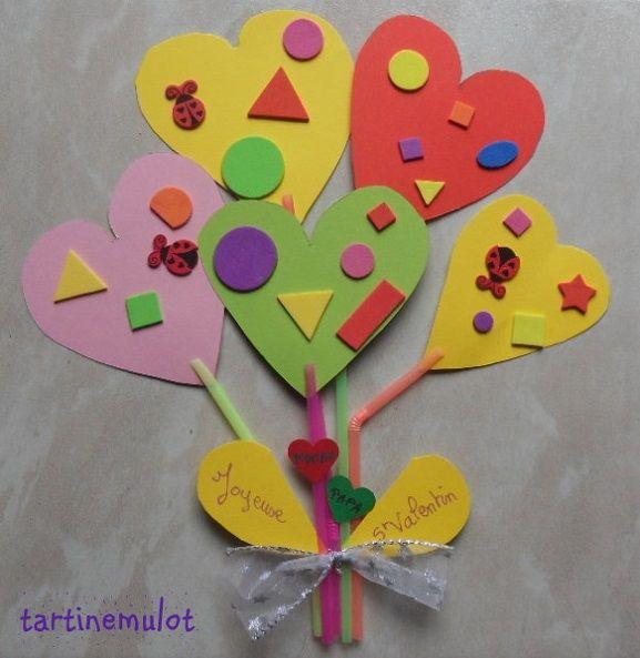 St valentin - Activite manuelle st valentin ...
